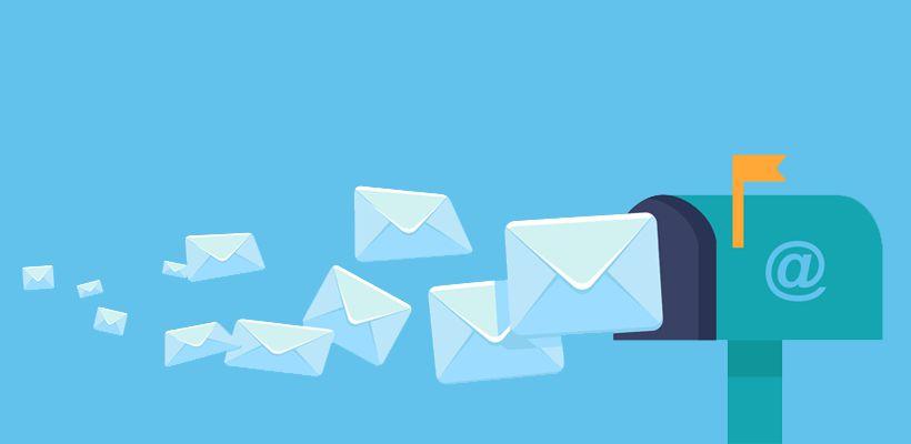 Không nên chỉ gửi email với một bức hình