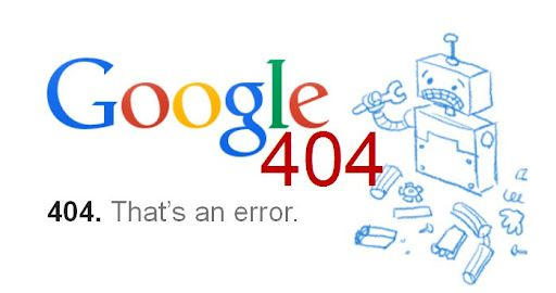 Khắc phục lỗi 404