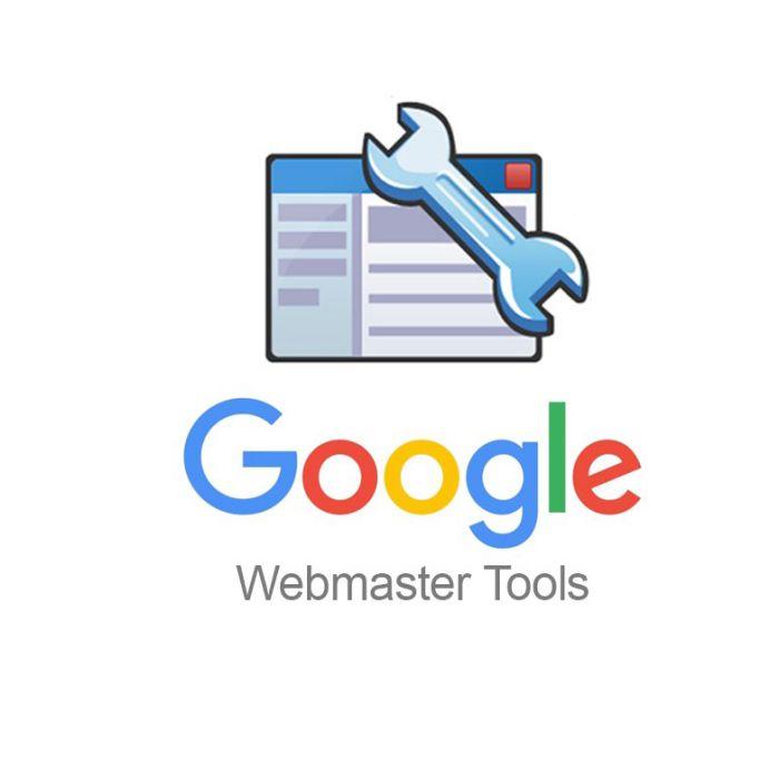 khái niệm Google webmaster tool