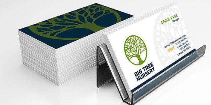 mẫu business card giá rẻ