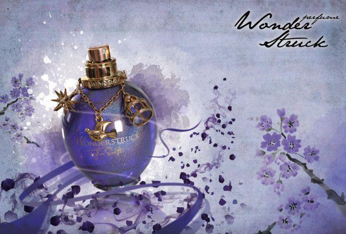 Poster quảng cáo nước hoa