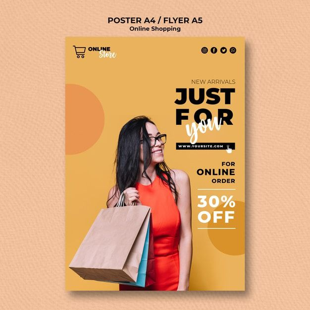 Poster quảng cáo thời trang