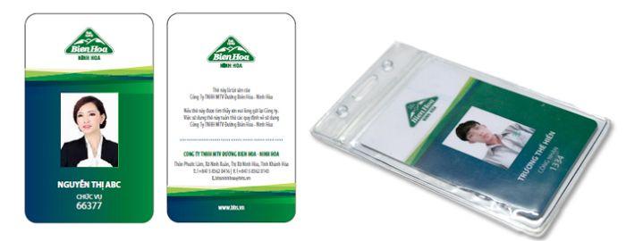Tác dụng của chiếc thẻ nhân viên