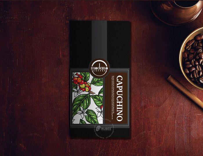 Thiết kế bao bì cà phê