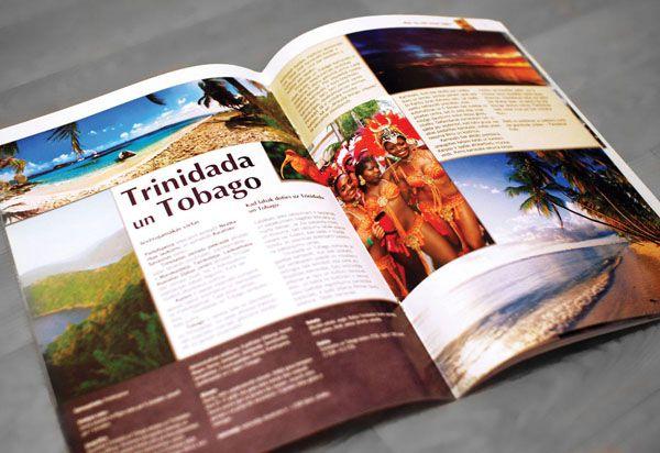 thiết kế catalogue du lịch đẹp
