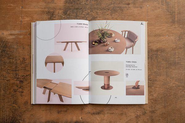 Thiết kế catalogue nội thất đẹp