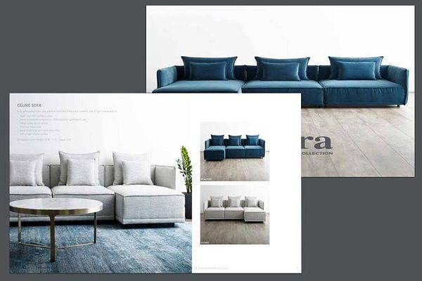Thiết kế catalogue nội thất chuyên nghiệp