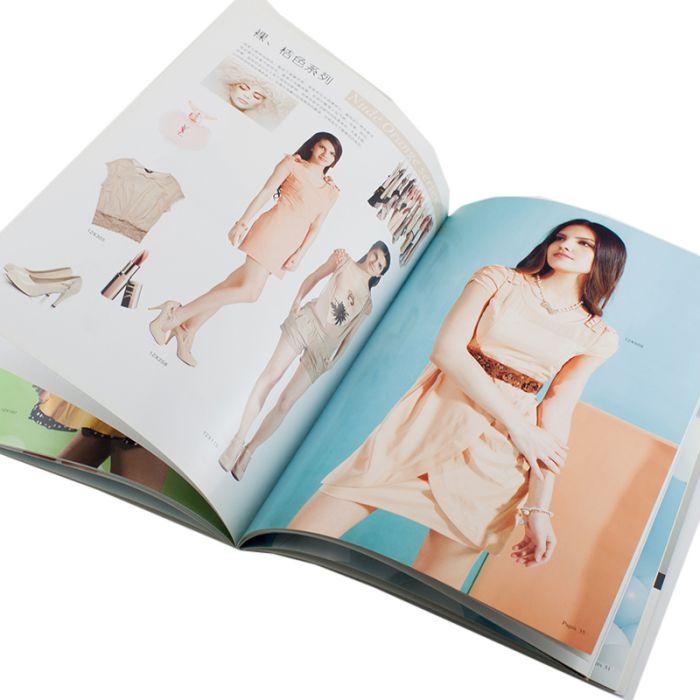 Thiết kế catalogue thời trang đẹp