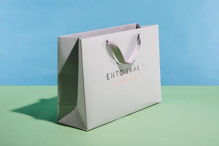 mẫu túi giấy đựng quà