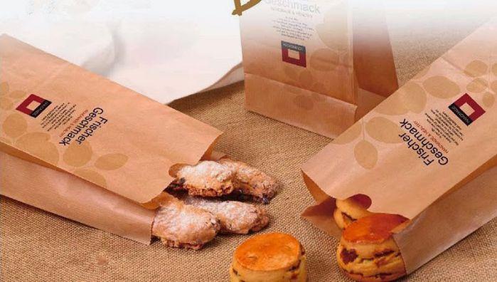 mẫu túi giấy đựng thực phẩm