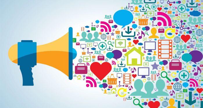 Vai trò của social media