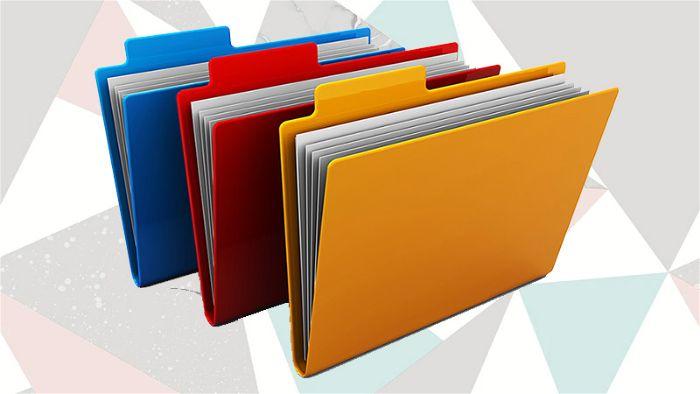 Cách sử dụng folder hiệu quả