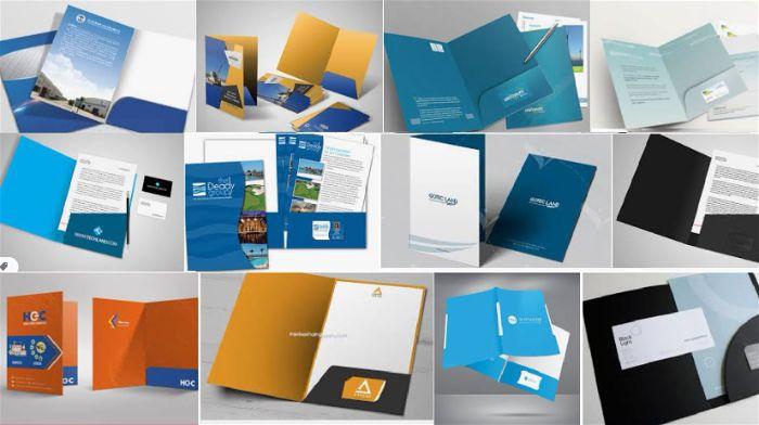 Công ty thiết kế và in ấn foder trọn gói