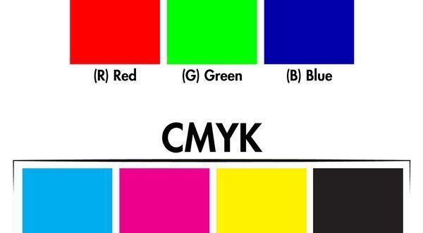 Chuyển hệ màu RGB sang CMYK
