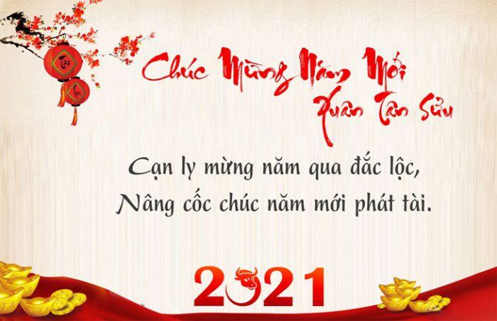 Cách thức tặng thiệp chúc mừng năm mới