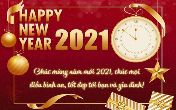 Ý nghĩa của thiệp chúc mừng năm mới